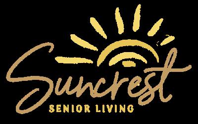 suncrest senior living logo for blog page